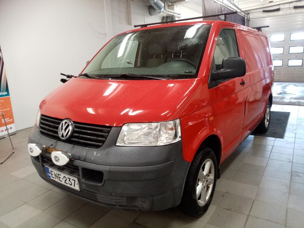 Volkswagen Transporter  1.9 TDI,  Jakohihna-,  kytkin- ja kansiremontti tehty 2019,  Hinta sis ALV!!