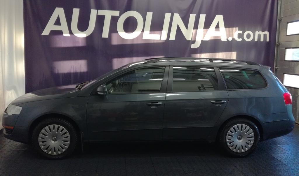 Volkswagen Passat 1.9TDI,  Suomi-auto,  Joustavaa rahoitusta alkaen 0% käsirahalla!!