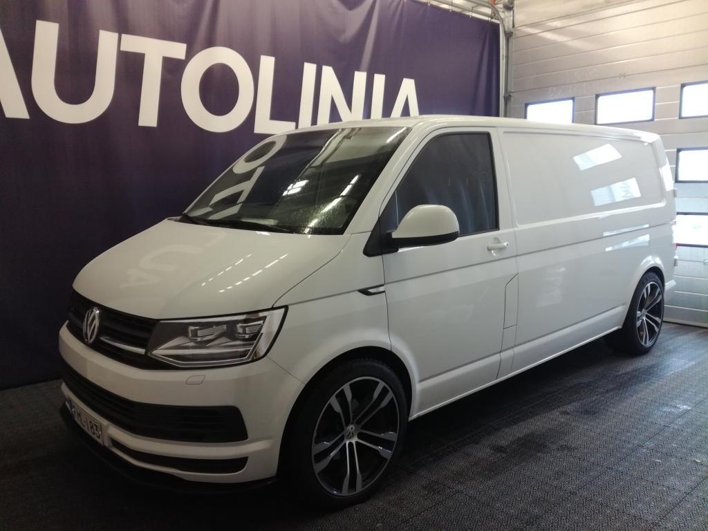 Volkswagen Transporter 2, 0 TDI 110kW 4Motion DSG,  Automaatti,  Siisti,  Hinta sis. ALV!!