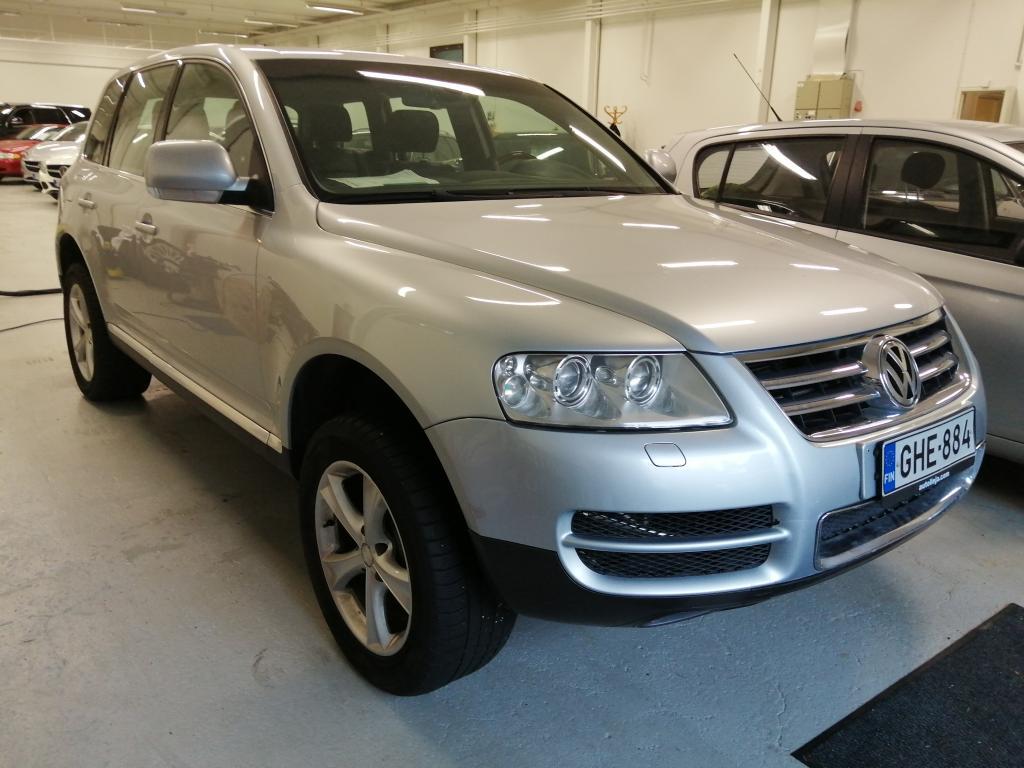 Volkswagen Touareg 5.0 Automaatti,  Vetomassa 3500kg,  Rahoitus jopa ilman käsirahaa!!