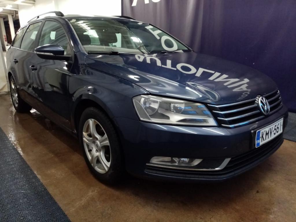 Volkswagen Passat 2.0 TDI,  Automaatti,  Rahoitus jopa ilman käsirahaa!!