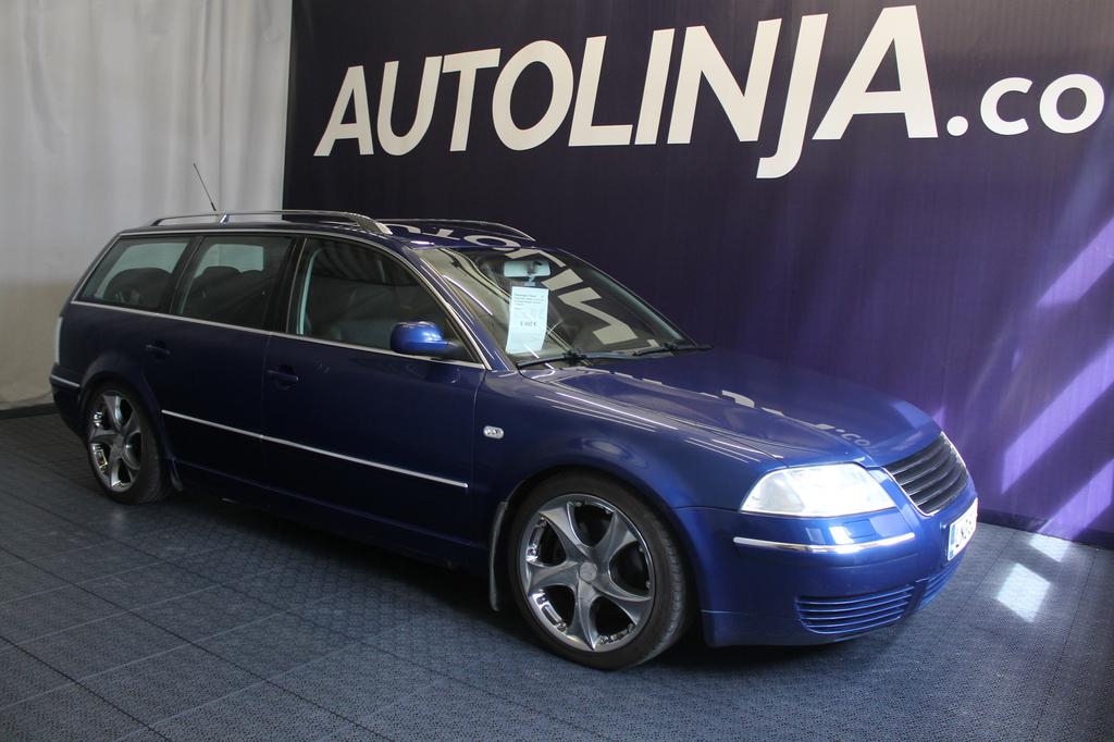 Volkswagen Passat 2.8i V6 193hv 4Motion Autom. 18