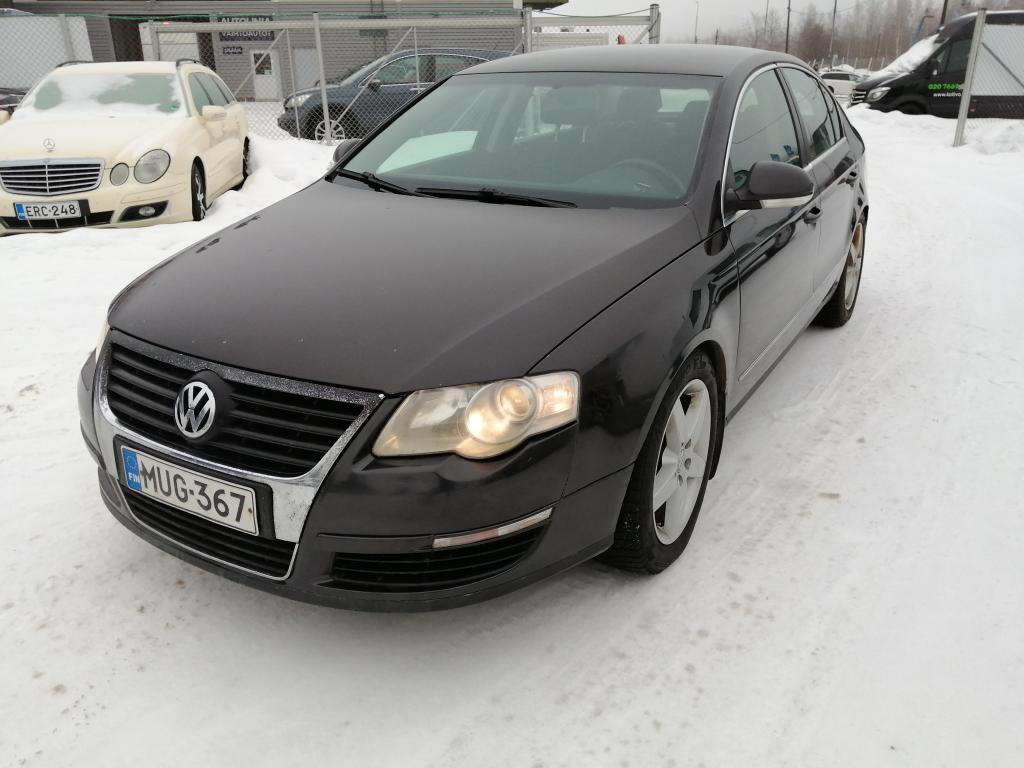 Volkswagen Passat 1.9TDI,  Seuraava katsastus 02/22