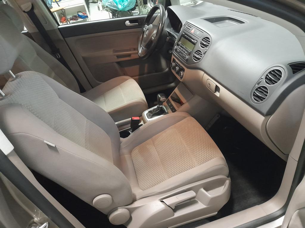 Volkswagen Golf Plus 1.6 TDI Automaatti,  Siistikuntoinen,  Rahoitus jopa ilman käsirahaa!!