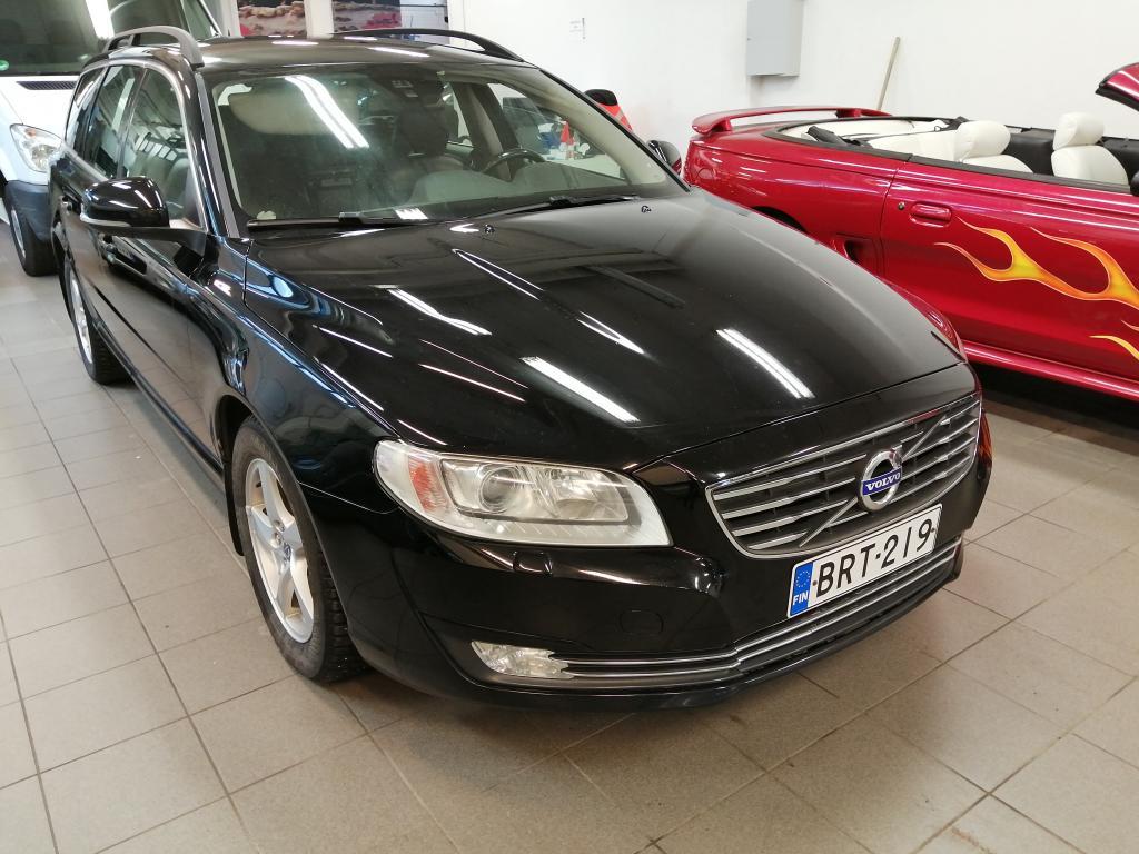 Volvo V70 D3 Momentum,  Hyvä huoltohistoria,  Rahoitus jopa ilman käsirahaa!!