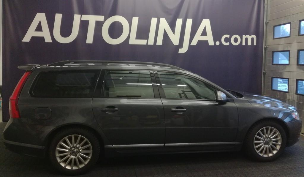Volvo V70 2.5 FT R-Design,  Siisti,  Kohtuu kilometrit,  Rahoitus jopa ilman käsirahaa!!