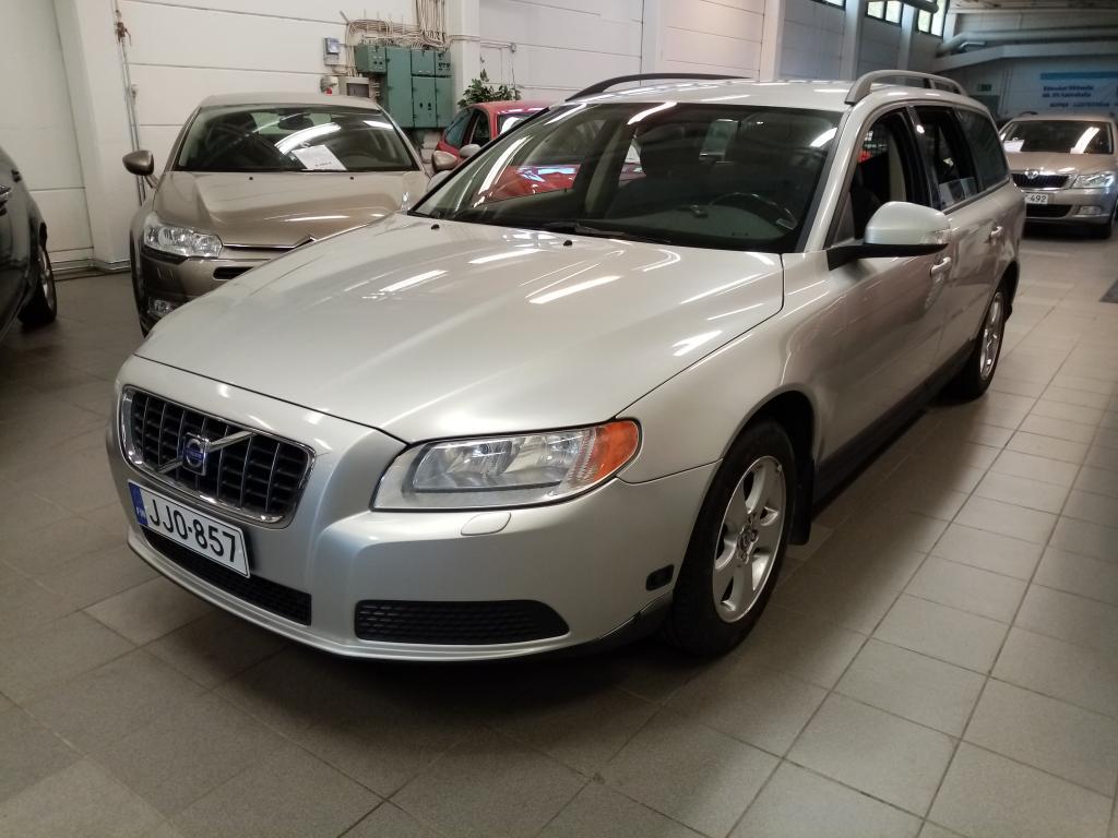 Volvo V70 2.0i,  Ilmastointi,  Rahoitus jopa ilman käsirahaa!!