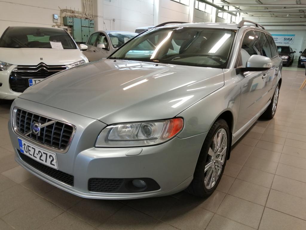 Volvo V70 2.0D Momentum,  Siistikuntoinen,  Täydellä huoltohistorialla,  Jakohihna vaihdettu 313tkm,  Rahoitus jopa ilman käsirahaa!!
