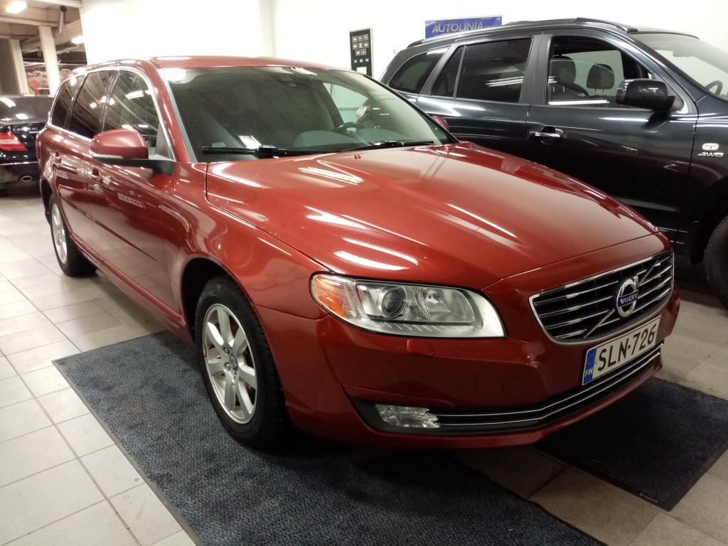 Volvo V70 D4,  Suomi-auto,  4x4,  Automaatti,  Rahoitus jopa ilman käsirahaa!!