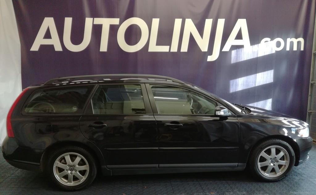Volvo V50 1.6D,  Suomi-auto,  Siisti,  Luottohäiriö ei ole ehdoton este osamaksukaupalle,  kysy lisää myyjältä!!
