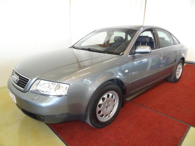 Audi A6 V6 2, 4 30V Tiptronic-aut. 4d sedan *Suomiauto*Huippusiisti*