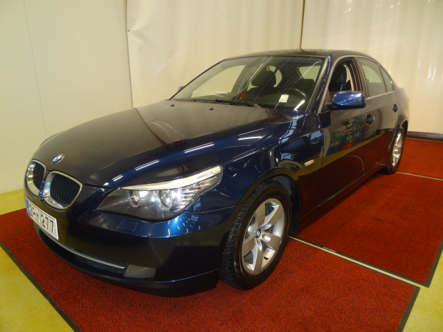BMW 520 2.0 iA Sedan E60 *Suomiauto*