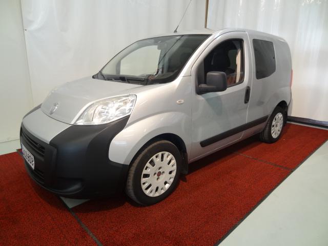 Fiat Fiorino Combi 1, 3 Multijet 16V SX *Pakuksi rekisteröity*Takapenkit löytyy*