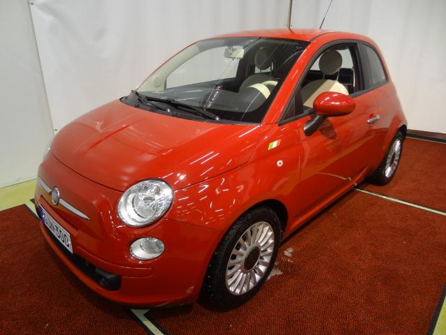 Fiat 500 Italia 1, 2 8v 69 hv Bensiini *1-Omistaja*Siisti*