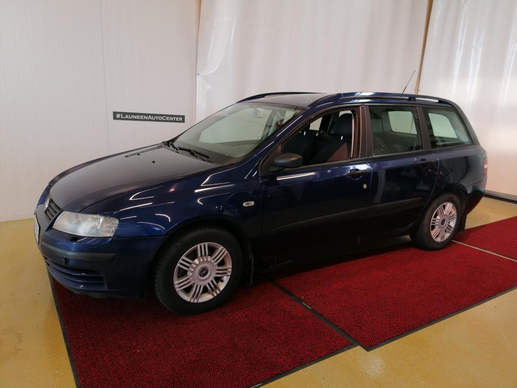 Fiat Stilo Multi Wagon 1, 9 JTD