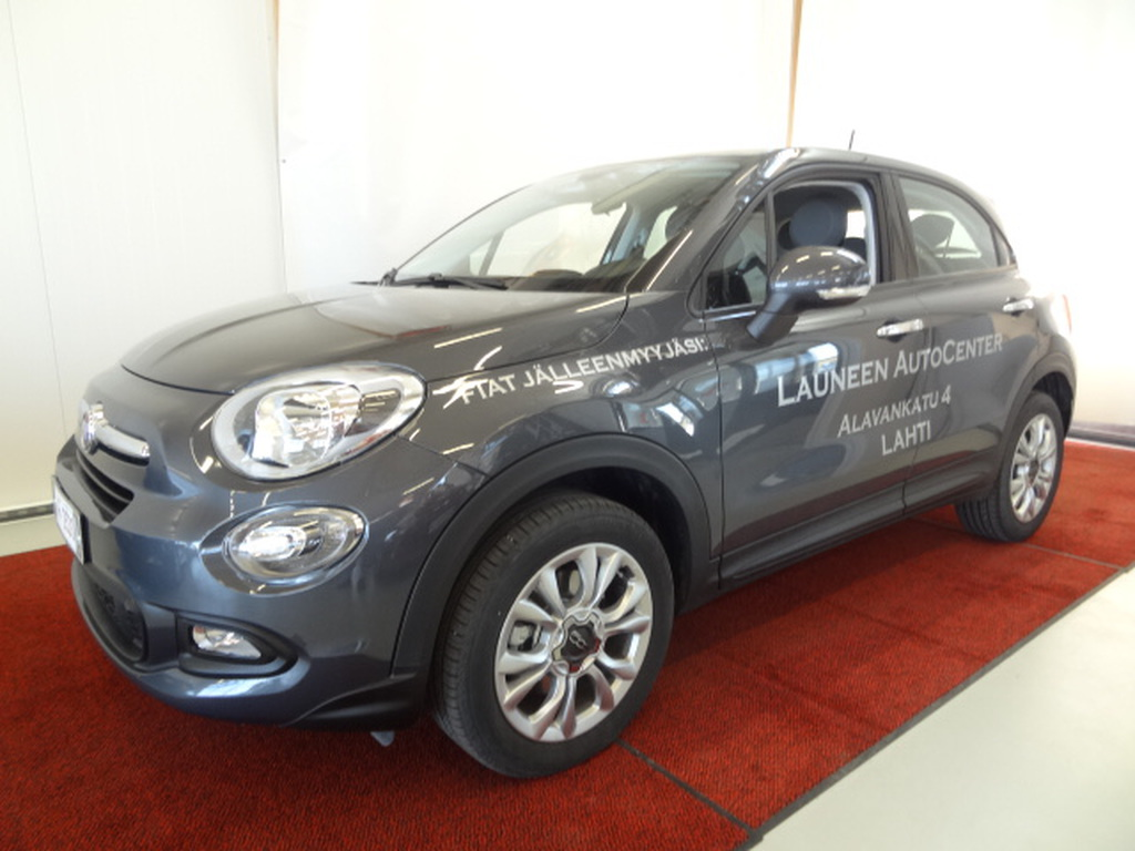 Fiat 500X 1, 6 Etorq 110hv PopStar *Huipputarjous,  korko 0.49 %