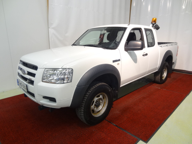 Ford Ranger Pick-Up Super Cab XL 2, 5 TDCi 4x4 *Sis.ALV*1-Omistaja*