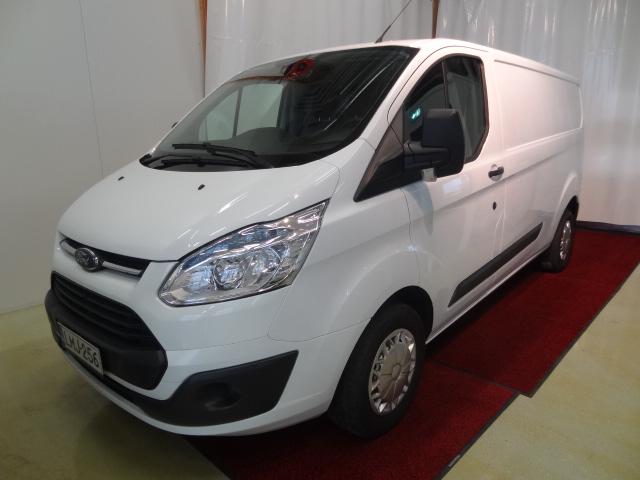Ford Transit Custom 2, 2TDCi 100 hv Trend M6 Van N1 L2H1 *-Sis.ALV*1-Omistaja*