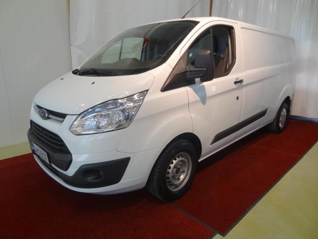 Ford Transit Custom 2, 2TDCi 100 hv Trend M6 Van N1 L2H1 *Sis.ALV*1-Omistaja*
