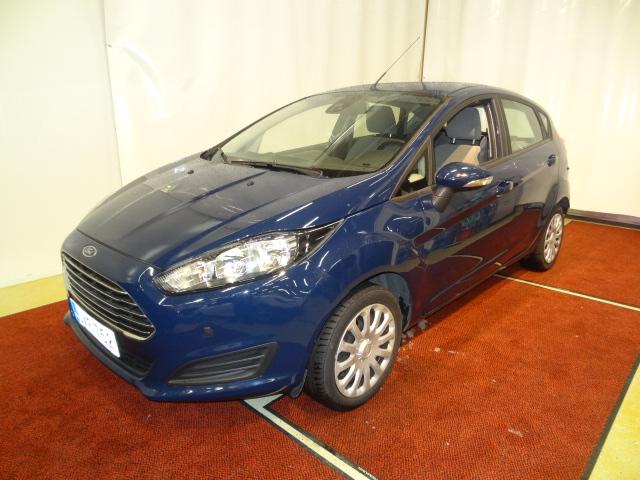 Ford Fiesta 1, 0 65hv Start/Stop Trend M5 5-ovinen*1-Omistaja*