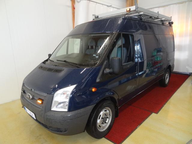 Ford Transit 350L 2, 2TDCi 125 hv ECOnetic 4, 36 Puolikorkea *Erikoishuoltoauto*1-Omistaja*Sis.ALV*
