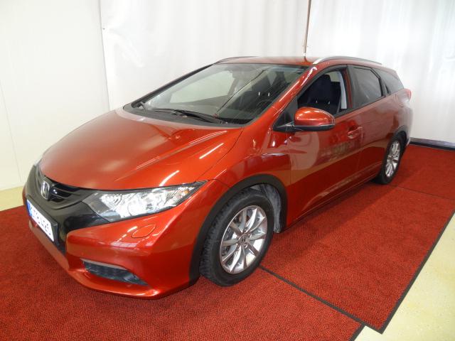 Honda Civic Tourer 1, 8i Lifestyle Business AT HID