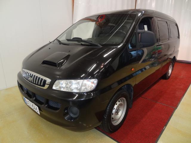 Hyundai H-1 Van 2, 5 TCi GLS*Webasto kellolla*Ilmastointi*