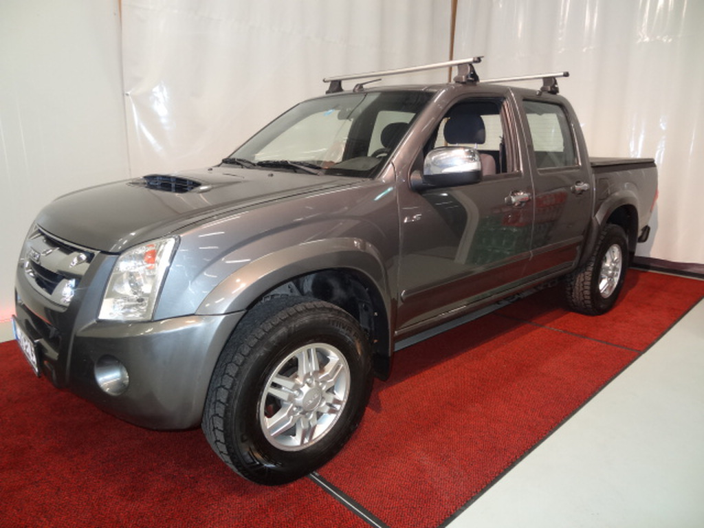 Isuzu D-Max Double Cab 3, 0 AT LS two-seater *Sis.ALV*