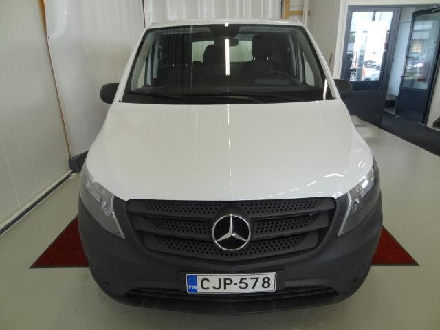 Mercedes-Benz Vito 109 CDI keskipitkä man. *Sis.ALV*1-Omistaja*