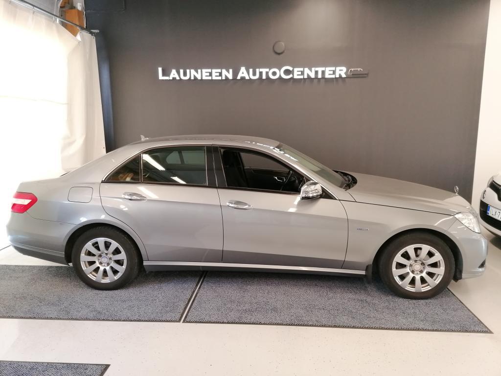 Mercedes-Benz E 200 CDI BE A Business *Siisti*Suomi-auto*