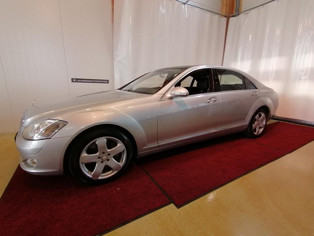 Mercedes-Benz S 420 CDI V8 LANG Automatic *Älyttömät varusteet*Upea*