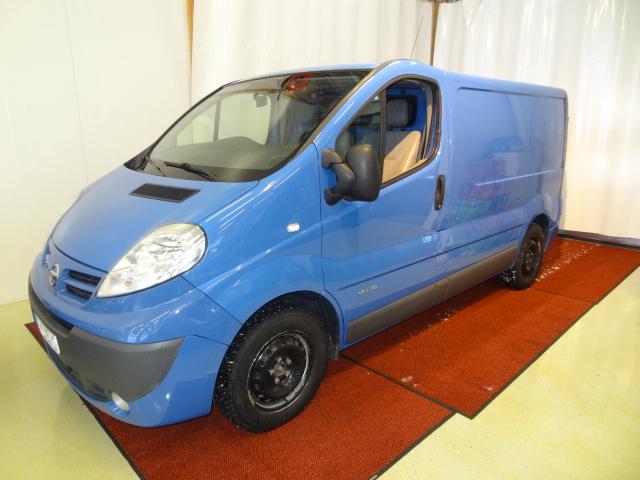 Nissan Primastar 2, 0dCi 115 Van L1H1 6M/T Comfort *Sis.ALV*