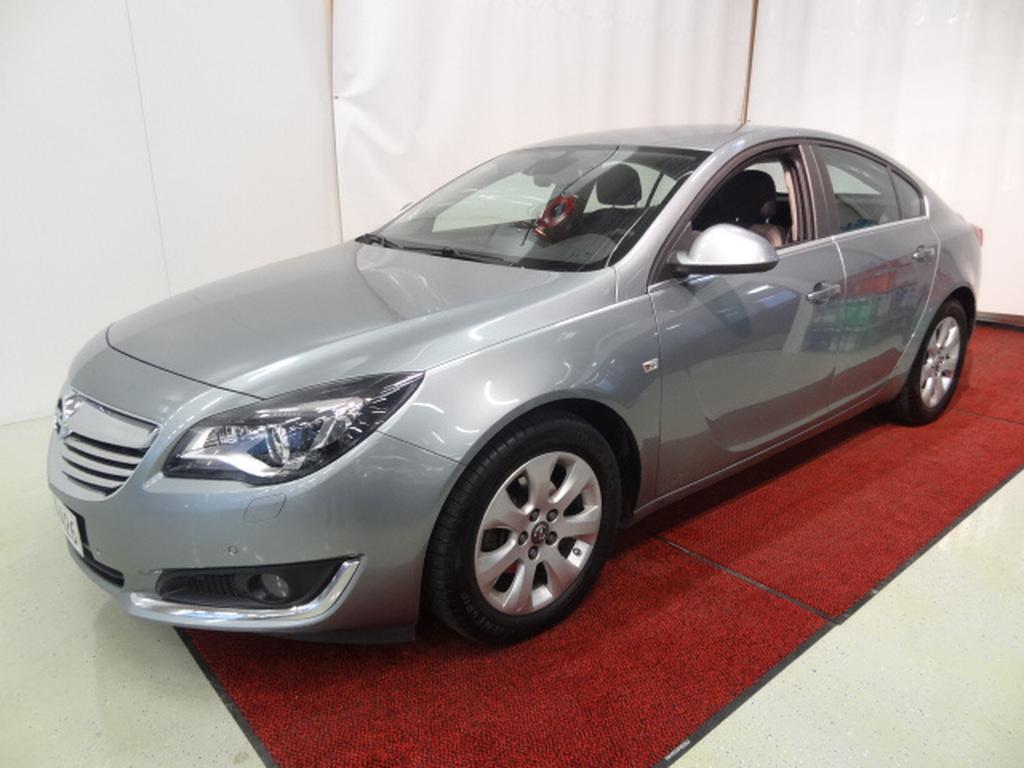 Opel Insignia 5-ov Edition 1, 6 Turbo 125kW AT6 *1-Omistaja*Huippuvarusteet*