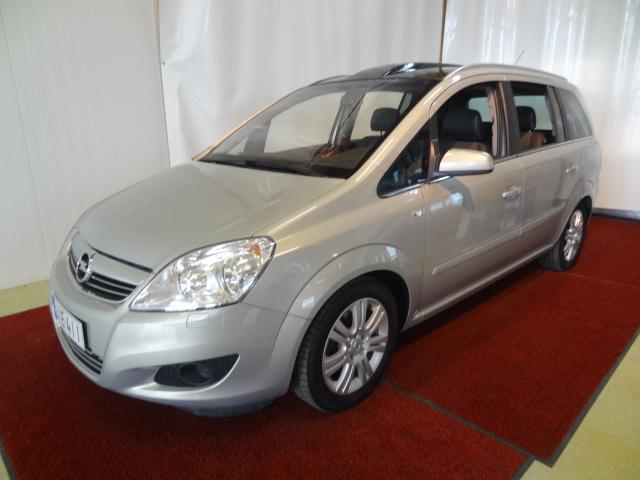 Opel Zafira Cosmo 1, 8 Ecotec 140hv MTA5 Easytronic *Automaatti*Rek.7-henk*