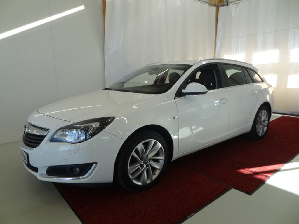 Opel Insignia Sports Tourer Edition 2, 0 Turbo 4x4 184kW AT6