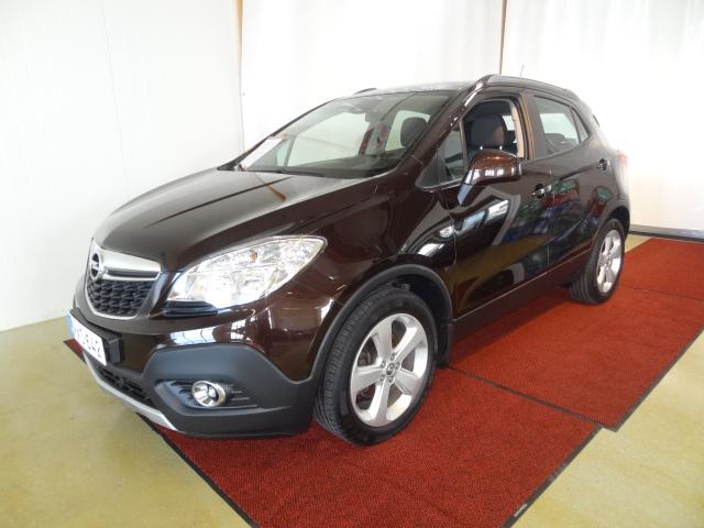 Opel Mokka Enjoy 1, 4T Start/Stop 4x4 103kW 5d *1-Omistaja*Hieno*Neliveto*