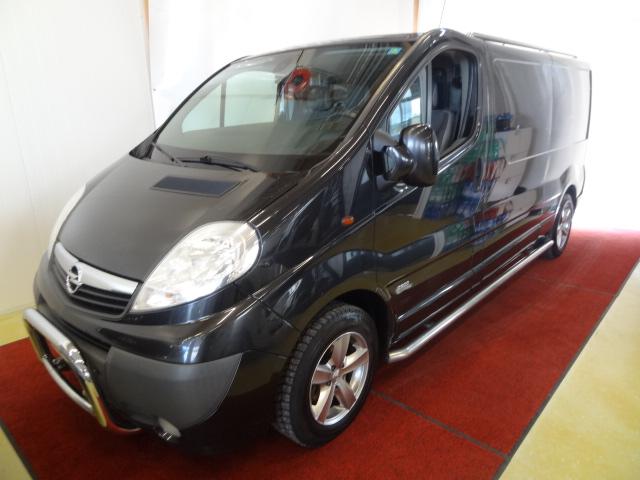 Opel Vivaro Van L2H1 Platinum 2, 0 CDTI 84kW MTA6 *Automaatti*
