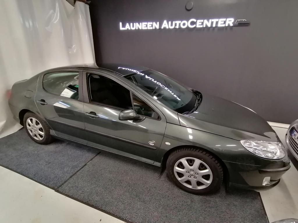 Peugeot 407 4D 407 SEDAN 1.8I 16V-6D6FYC/273