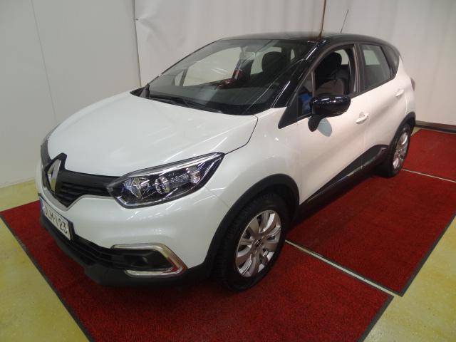 Renault Captur TCe 150 EDC-aut Fête *1-Omistaja*Tehdastakuu*Kuin uusi*