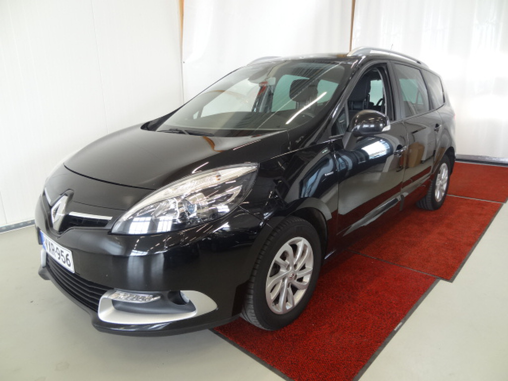 Renault Grand Scenic dCi 110 EDC-aut Limited *Siisti*7-henk*