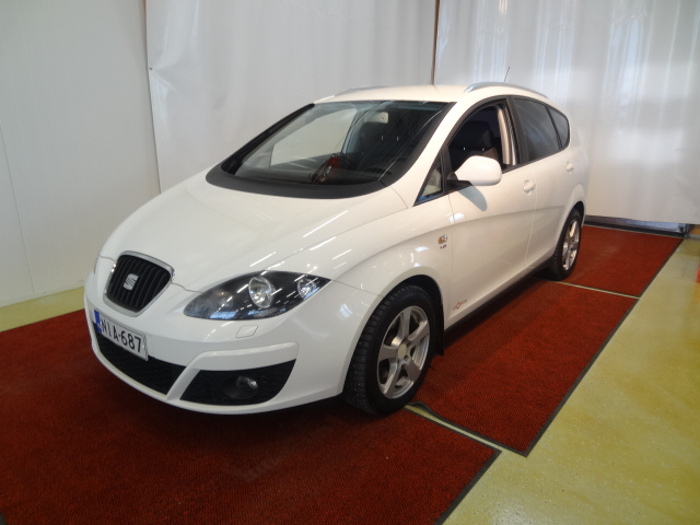 Seat Altea XL 2, 0 TDI 4WD Copa Plus *Suomi-auto*Neliveto*