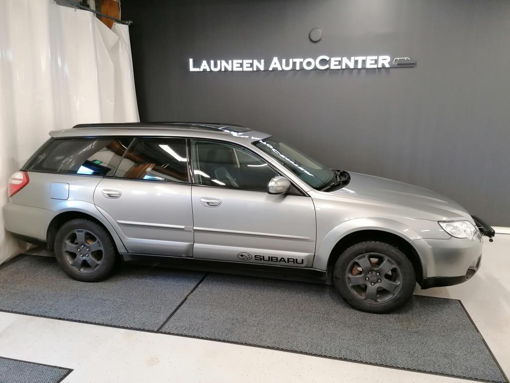 Subaru Legacy 5D LEGACY STW 2.5 OUTBACK-AUTOMATIC-BP9-