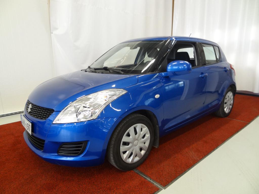 Suzuki Swift 1.2 VVT Hot Chili 5D 5MT *1-Omistaja*54tkm ajettu*