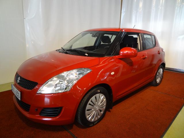 Suzuki Swift 1, 2 VVT Hot Chili 5D 5MT
