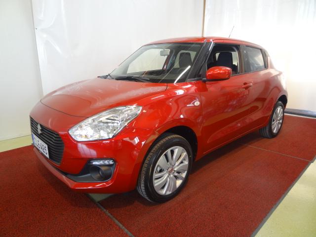 Suzuki Swift 1, 2 DUALJET 4WD GL 5MT *Uusi ajamaton*Heti toimitukseen*