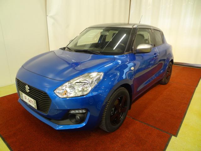 Suzuki Swift 1, 2 DUALJET 2WD GL CVT*Automaatti*Esittelyauto*