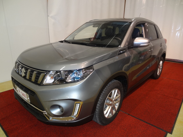 Suzuki Vitara 140 BOOSTERJET 4WD GLX+SR 6AT *Esittelyauto*