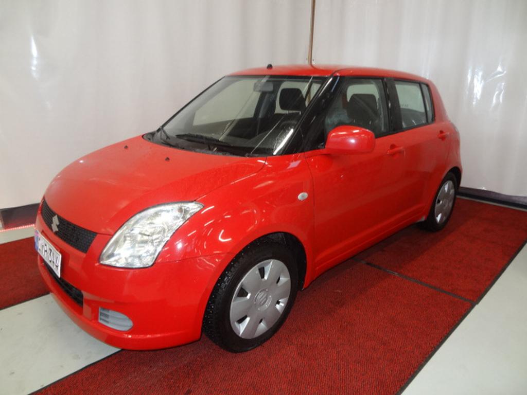 Suzuki Swift 1, 3 GL 5d AC *1-Omistaja*