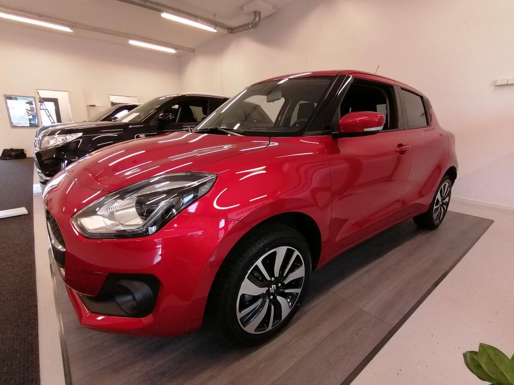 Suzuki Swift 1, 2 DUALJET 4WD GLX 5MT HYBRID *1-Omistaja*Takuu*