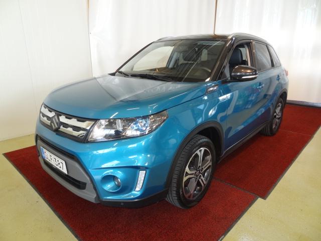 Suzuki Vitara 1, 6 VVT 4WD GLX 5MT *1-Omistaja*Hyvät varusteet*